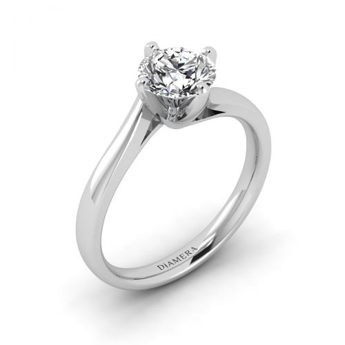 Skylar Solitaire Engagement Ring