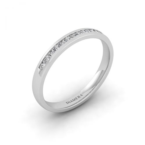 Timeless Eternity Wedding Ring - 0.17 ct.