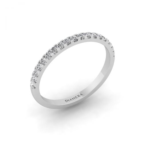 Fabulous Eternity Wedding Ring - 0.26 ct.